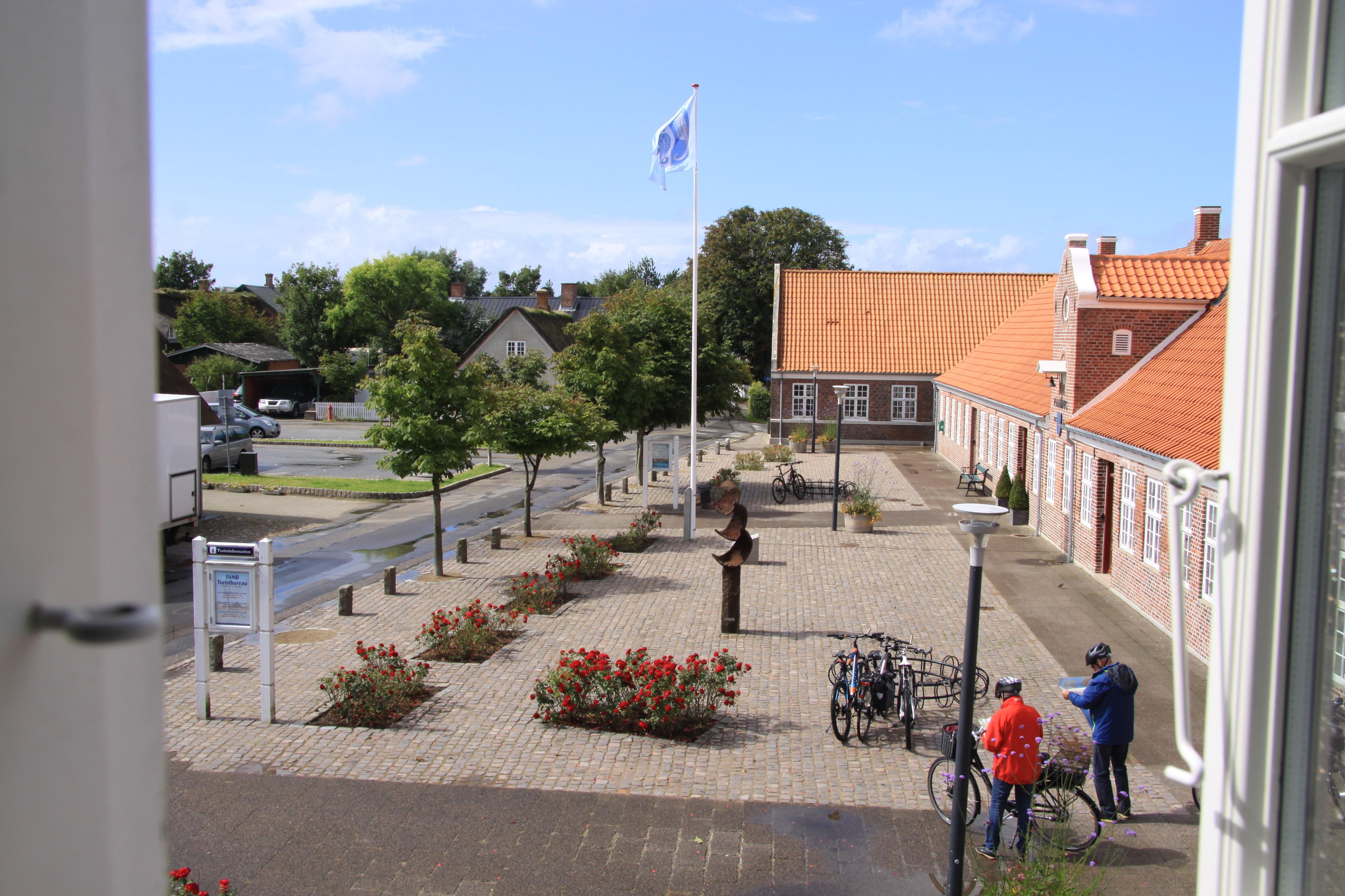 Centralt Bed & Breakfast på Fanø - Lækker ferielejlighed midt i Nordby